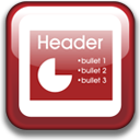 PowerPoint dock icon by JyriK