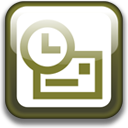 Outlook dock icon by JyriK