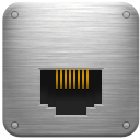 Connect dock icon