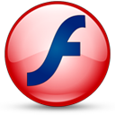 Macromedia Flash dock icon by JyriK