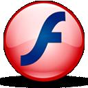 Macromedia Flash dock icon by JyriK