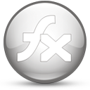 Macromedia Flex dock icon