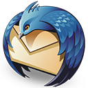 Thunderbird dock icon 2 by JyriK
