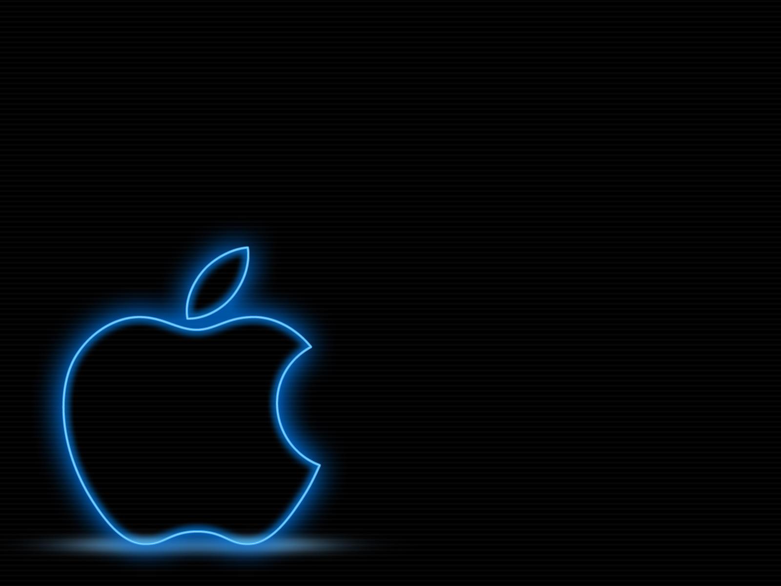 Neon Apple by JyriK