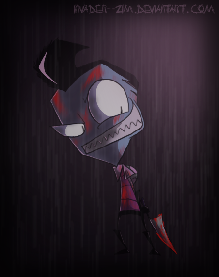 Remember When You Ran Away by Invader--ZIM