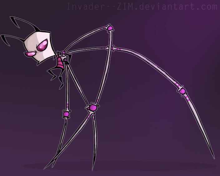 Zim PAK Practice by Invader--ZIM