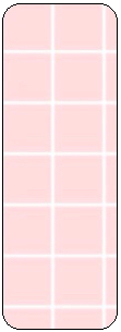 Pink Grid Divider by NatiNekoo