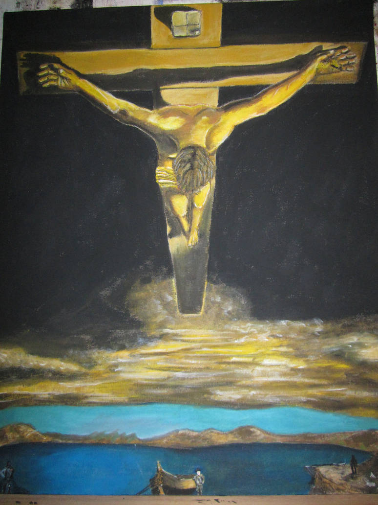 Cristo de San Juan de la Cruz -Saint John Christ