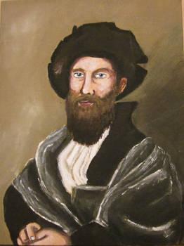 Portrait of Baldesare Castiglione