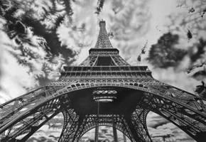 Eiffel tower by MiStr8022