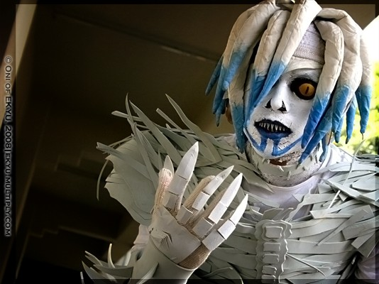 Cosplay: DeathNote - Remu 001 by NienZien-ya