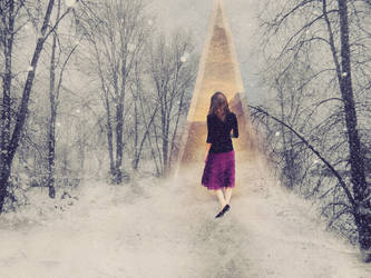 Silence in the Snow by vagabond-mm