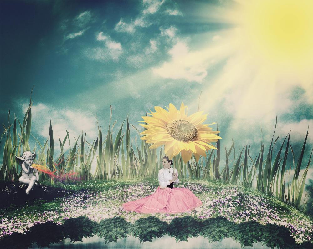 Sunflower by vagabond-mm