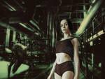 Alien by vagabond-mm