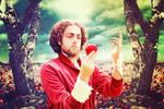 Adam's Apple by vagabond-mm