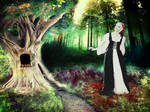 Enchanted Tree by vagabond-mm