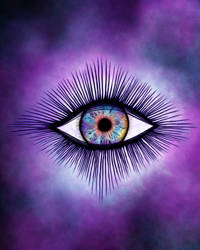 It is the eye that knows it all