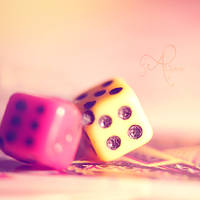 Roll of the Dice by Alyphoto
