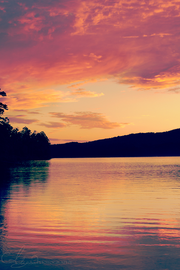 The Lake by Alyphoto