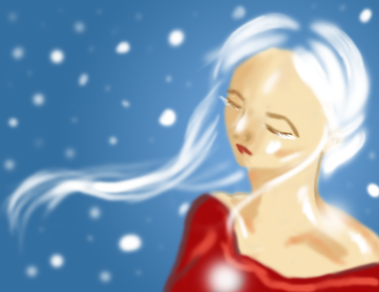 The Snowgirl