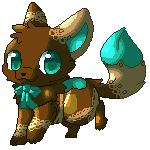 Lace Pixel by rainbowjellyfishlove