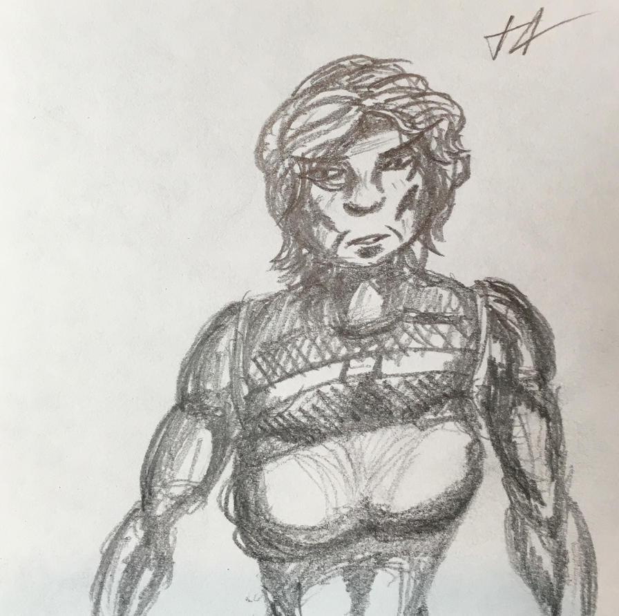 Sketcheroo  by Cromwell300