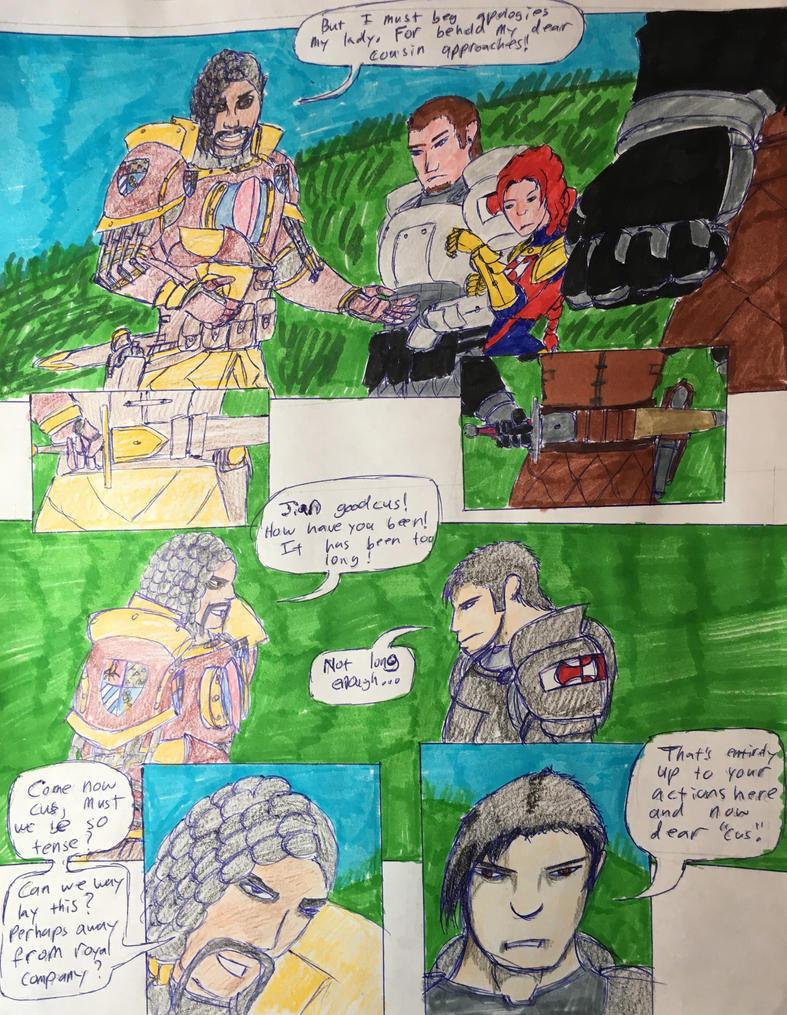 Forsaken Sword 14 by Cromwell300
