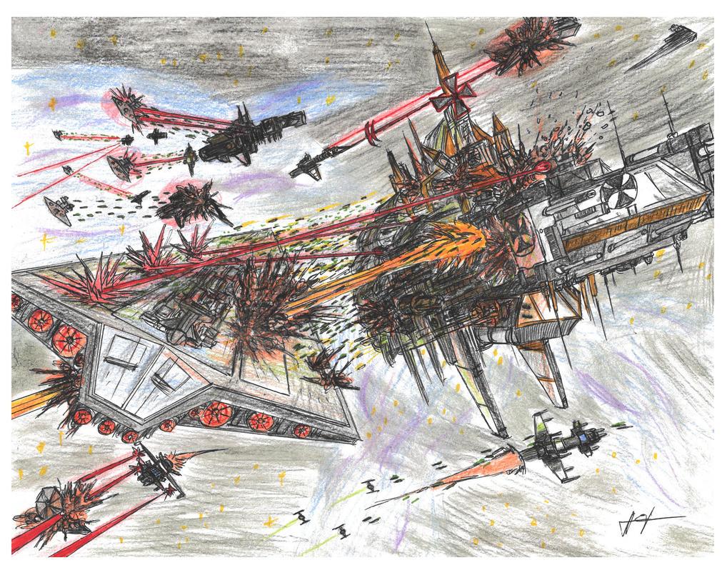 INTENSIFY FIREPOWER by Cromwell300