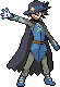 Sir Aaron trainer sprite by Sindorman