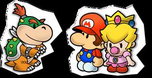 Paper Mario Babies