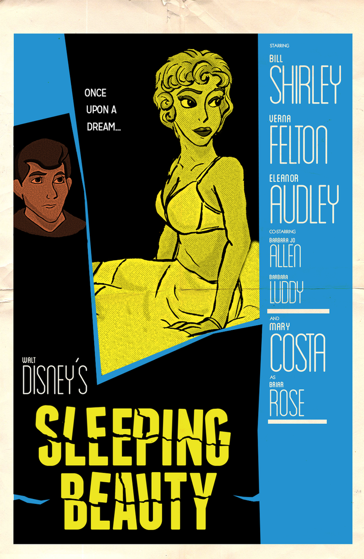 Sleeping Beauty Psycho by Sindorman