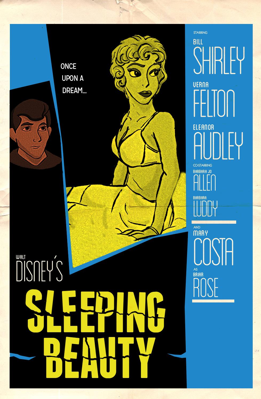 Sleeping Beauty Psycho by Sindorman