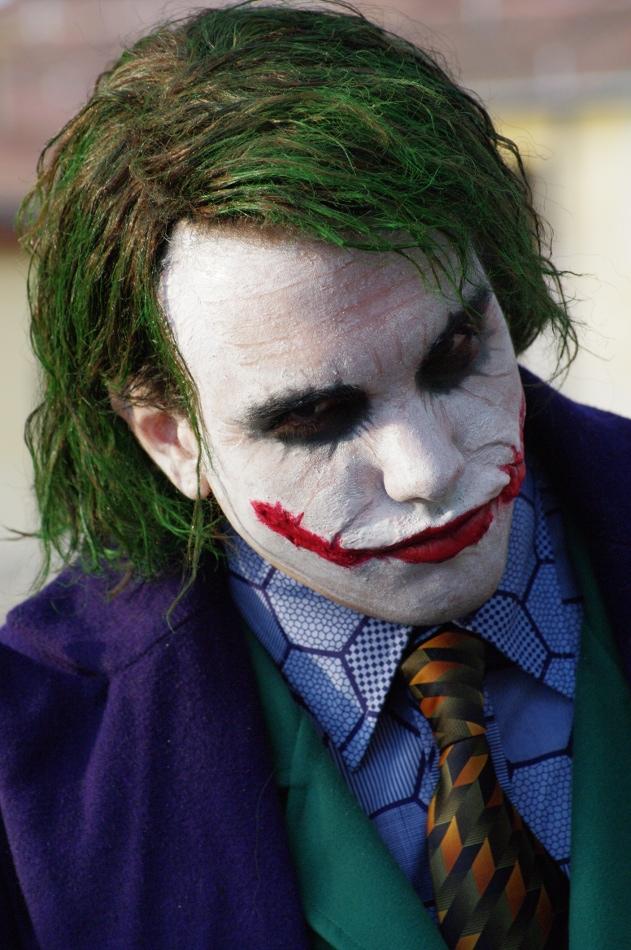 Joker by rtraverso86