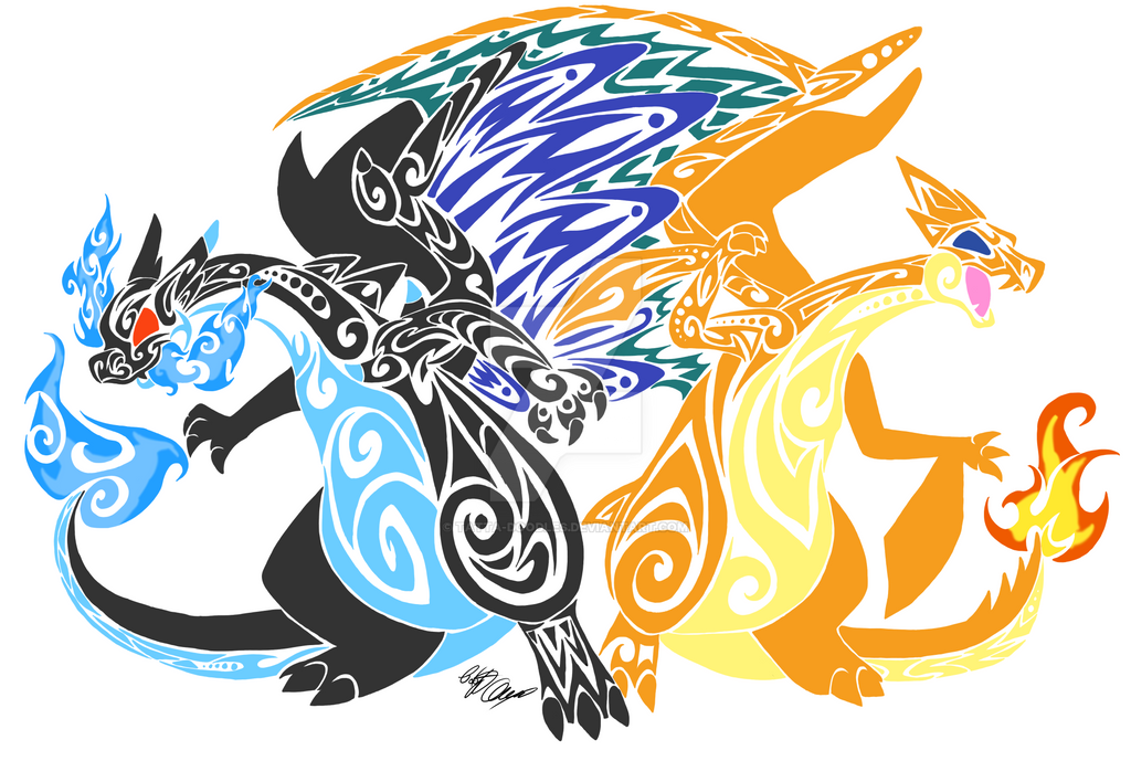 Mega Tribal Color By Tatta Doodles On Deviantart