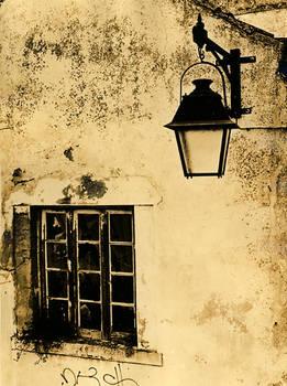 Lighting the past