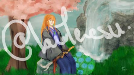 Michiru full illustration to Unlock