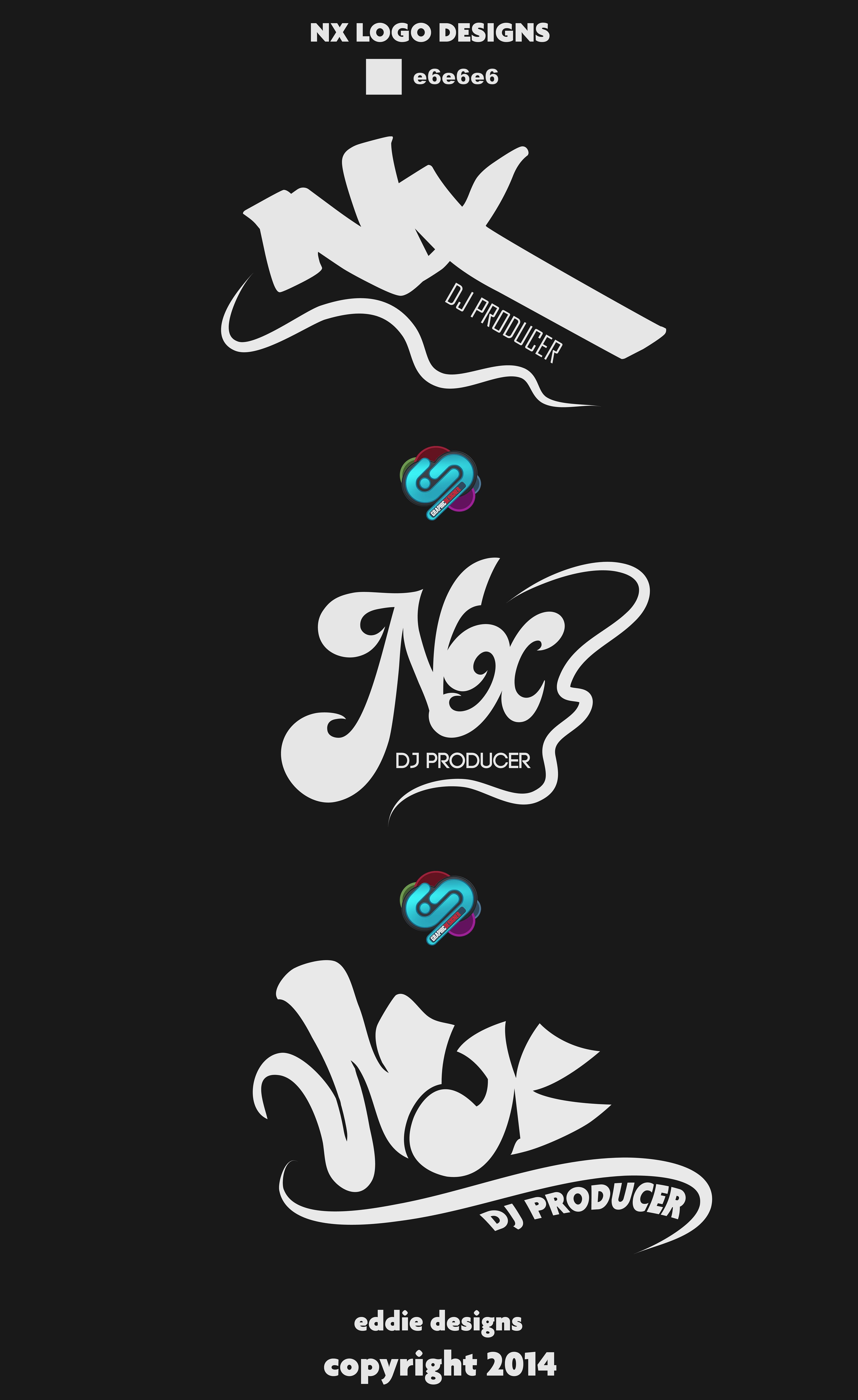 dj logo creator
