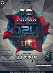 Azul Night Club Flyer