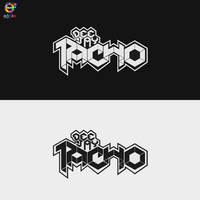 Deejay Tacho Logotype by eddieswan