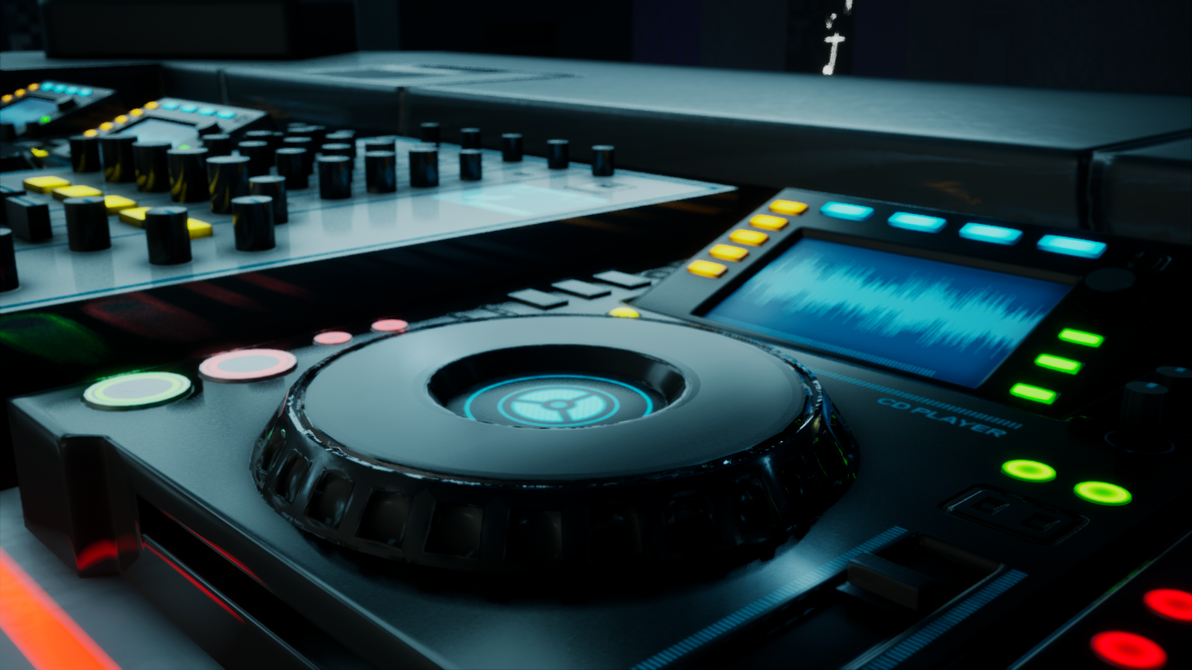 Unreal Engine - NightClub by eddieswan