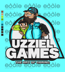 Uzziel Games logotype