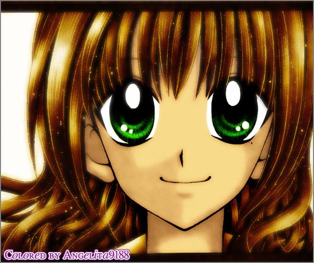 Manga Coloring 2 by Angelita9188