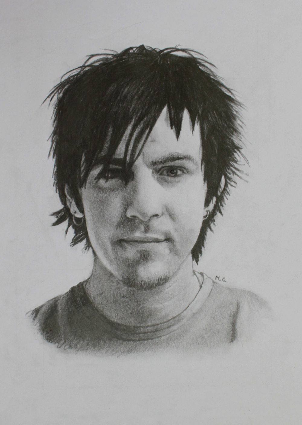 Adam Gontier by punky989