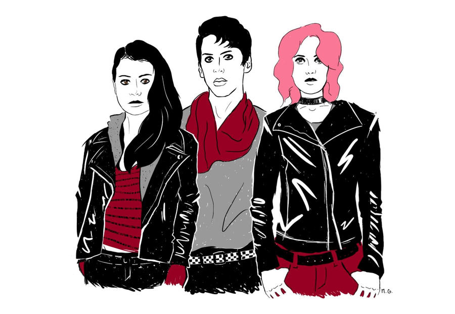 Punks by punky989