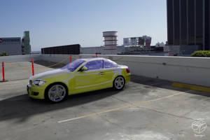 BMW Car Composite by Sam-Dragon