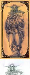 Naraya the Old Rogue by Rosalind-WT