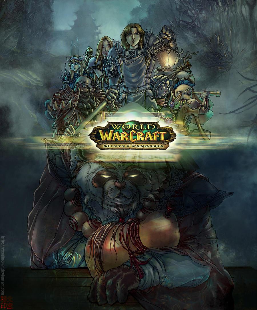 Blackblade Brotherhood2_Mists of Pandaria by Rosalind-WT