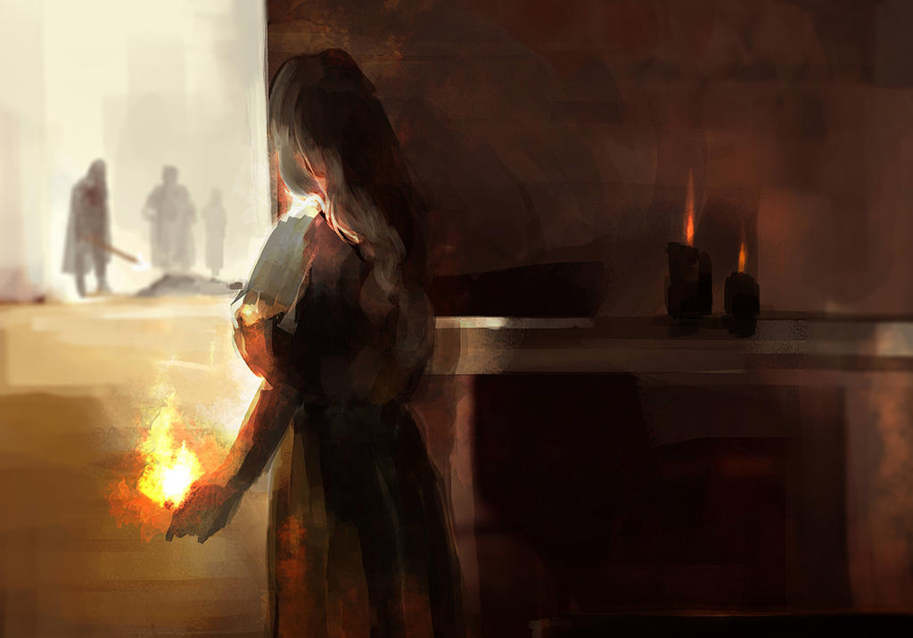 Sketching exercise by Rosalind-WT
