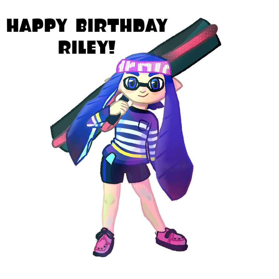 Riley's Inkling by Kyoraneko