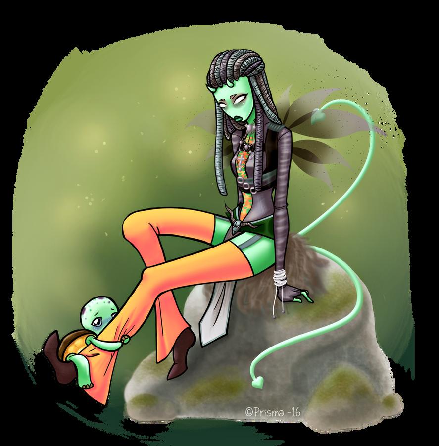 Caedon: Turtle Sensei by Tuttava